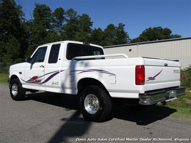 1995 Ford F-150 XLT Mark III Custom Conversion Classic OBS 4X4 Extended Cab Short Bed - Photo 3 - Richmond, VA 23237
