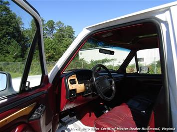 1995 Ford F-150 XLT Mark III Custom Conversion Classic OBS 4X4 Extended Cab Short Bed - Photo 5 - Richmond, VA 23237