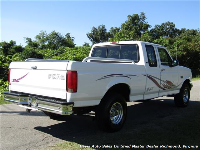 1995 Ford F-150 XLT Mark III Custom Conversion Classic OBS 4X4 Extended Cab Short Bed - Photo 11 - Richmond, VA 23237