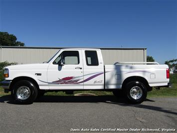 1995 Ford F-150 XLT Mark III Custom Conversion Classic OBS 4X4 Extended Cab Short Bed - Photo 2 - Richmond, VA 23237
