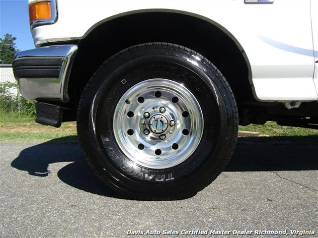 1995 Ford F-150 XLT Mark III Custom Conversion Classic OBS 4X4 Extended Cab Short Bed - Photo 22 - Richmond, VA 23237