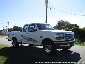 1995 Ford F-150 XLT Mark III Custom Conversion Classic OBS 4X4 Extended Cab Short Bed - Photo 13 - Richmond, VA 23237