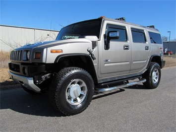 2008 Hummer H2 Luxury SUV