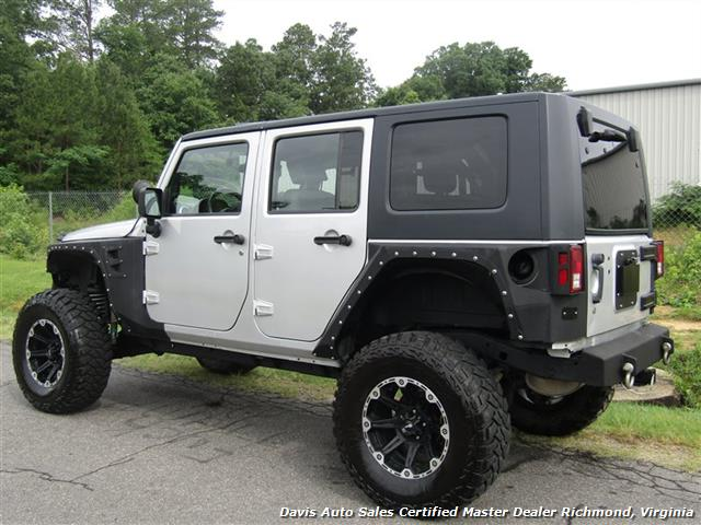 2010 Jeep Wrangler Unlimited Sport Lifted 4X4 Off Road Modified - Photo 3 - Richmond, VA 23237