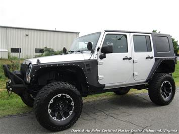 2010 Jeep Wrangler Unlimited Sport Lifted 4X4 Off Road Modified SUV