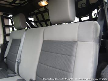 2010 Jeep Wrangler Unlimited Sport Lifted 4X4 Off Road Modified - Photo 27 - Richmond, VA 23237