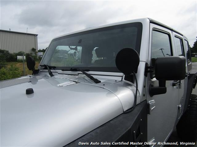 2010 Jeep Wrangler Unlimited Sport Lifted 4X4 Off Road Modified - Photo 22 - Richmond, VA 23237