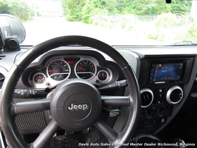 2010 Jeep Wrangler Unlimited Sport Lifted 4X4 Off Road Modified - Photo 7 - Richmond, VA 23237