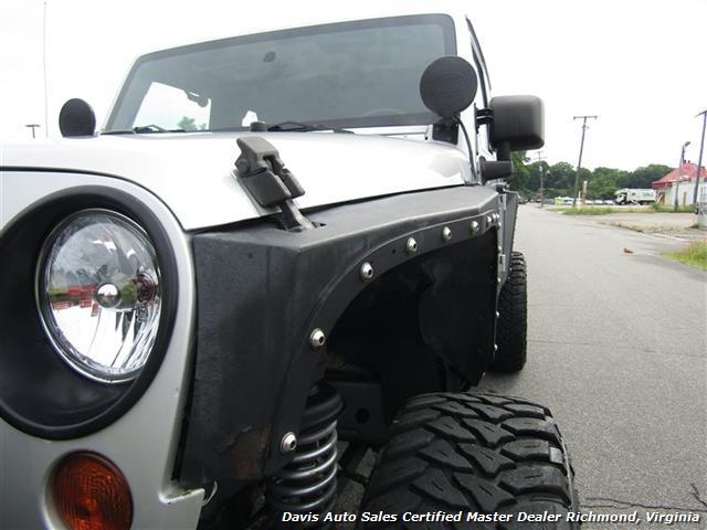 2010 Jeep Wrangler Unlimited Sport Lifted 4X4 Off Road Modified - Photo 23 - Richmond, VA 23237