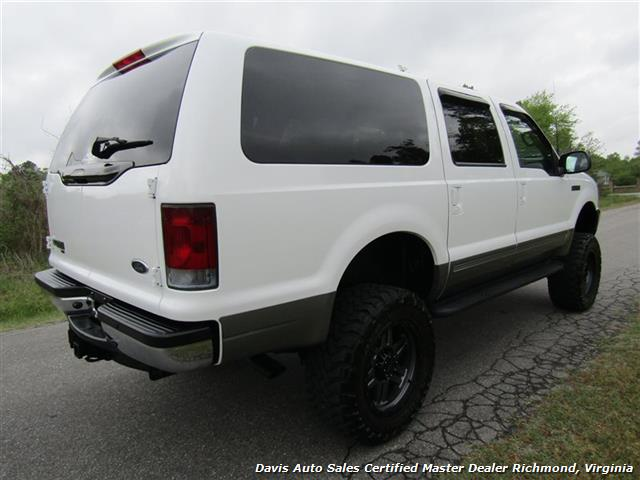 2002 Ford Excursion XLT 4X4 7.3 Power Stroke Turbo Diesel 9 Passenger - Photo 23 - Richmond, VA 23237