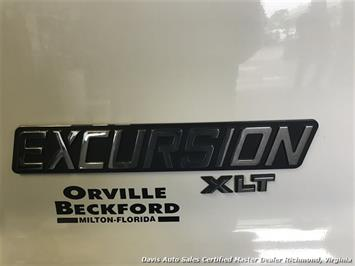 2002 Ford Excursion XLT 4X4 7.3 Power Stroke Turbo Diesel 9 Passenger - Photo 11 - Richmond, VA 23237