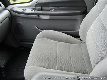 2002 Ford Excursion XLT 4X4 7.3 Power Stroke Turbo Diesel 9 Passenger - Photo 35 - Richmond, VA 23237
