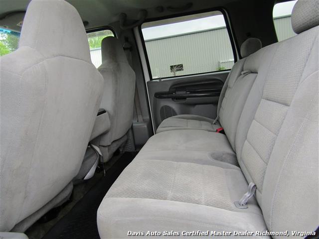 2002 Ford Excursion XLT 4X4 7.3 Power Stroke Turbo Diesel 9 Passenger - Photo 15 - Richmond, VA 23237
