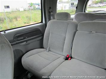 2002 Ford Excursion XLT 4X4 7.3 Power Stroke Turbo Diesel 9 Passenger - Photo 34 - Richmond, VA 23237