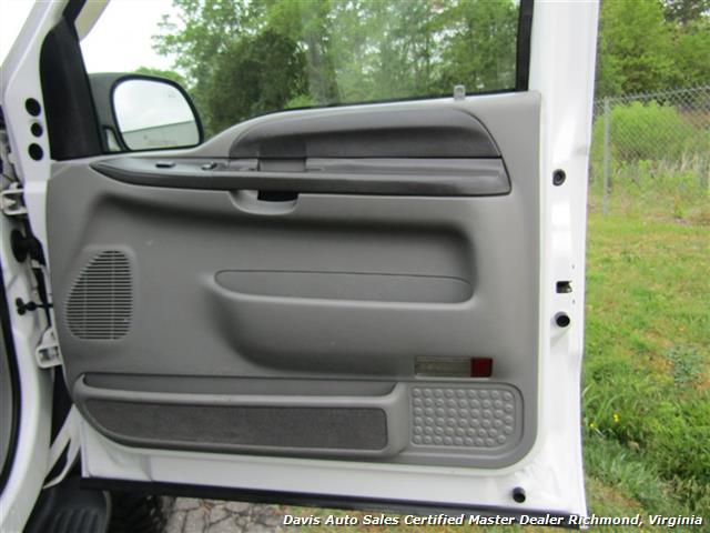 2002 Ford Excursion XLT 4X4 7.3 Power Stroke Turbo Diesel 9 Passenger - Photo 28 - Richmond, VA 23237