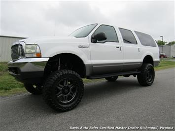 2002 Ford Excursion XLT 4X4 7.3 Power Stroke Turbo Diesel 9 Passenger SUV