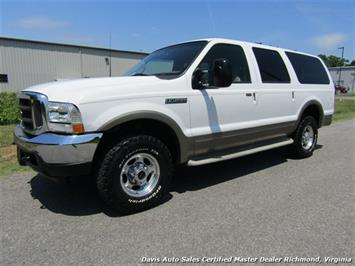 2001 Ford Excursion Limited 7.3 Power Stroke Turbo Diesel 4X4 Loaded SUV