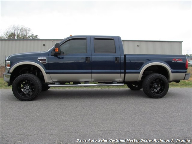 Ford 6 Door Truck >> Davis Auto Sales - Photos for 2008 Ford F-250 Super Duty Lariat 4X4 Crew Cab Short Bed