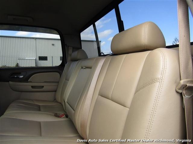 2009 GMC Sierra 2500 HD SLT 6.6 Duramax Diesel Lifted 4X4 Crew Cab SB - Photo 9 - Richmond, VA 23237