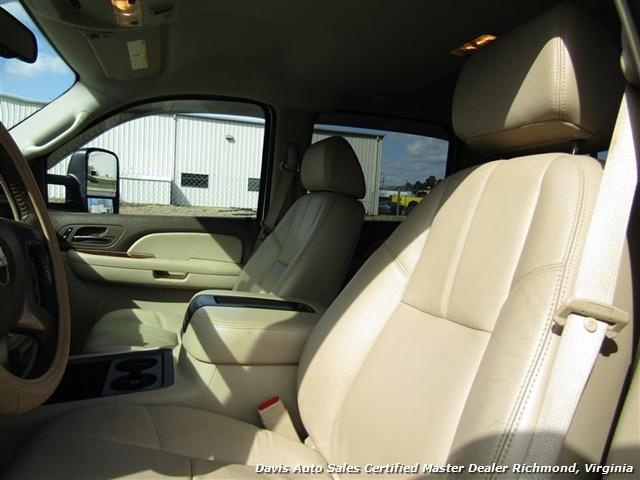 2009 GMC Sierra 2500 HD SLT 6.6 Duramax Diesel Lifted 4X4 Crew Cab SB - Photo 8 - Richmond, VA 23237