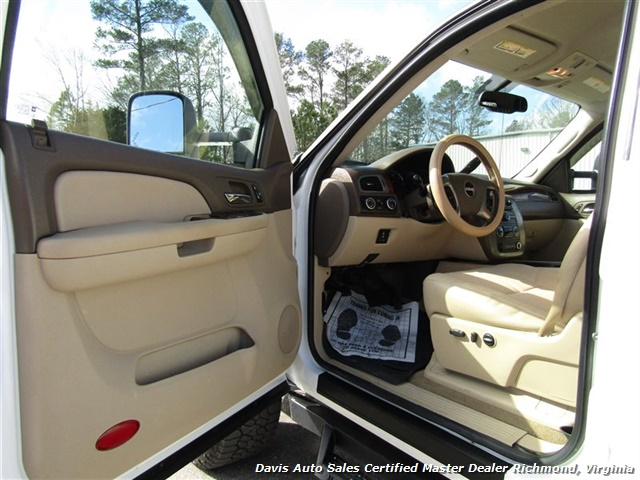 2009 GMC Sierra 2500 HD SLT 6.6 Duramax Diesel Lifted 4X4 Crew Cab SB - Photo 5 - Richmond, VA 23237