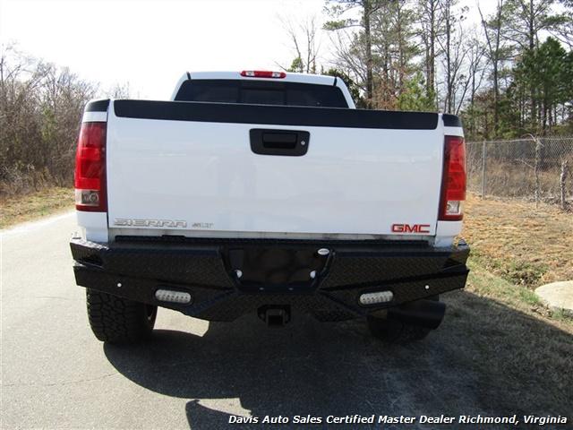 2009 GMC Sierra 2500 HD SLT 6.6 Duramax Diesel Lifted 4X4 Crew Cab SB - Photo 4 - Richmond, VA 23237