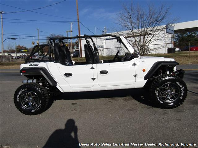 2017 Oreion Reeper4 Apex 1100cc 4X4 5 Speed Manual Off Road / Street Driveable Side By Side 4 Door Buggy - Photo 12 - Richmond, VA 23237