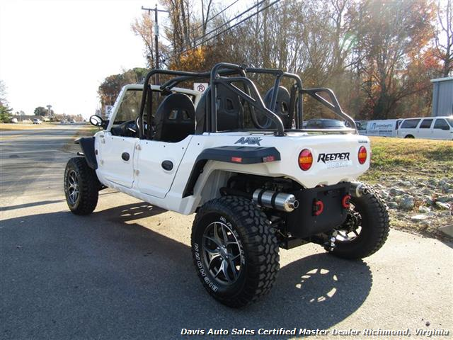 2017 Oreion Reeper4 Apex 1100cc 4X4 5 Speed Manual Off Road / Street Driveable Side By Side 4 Door Buggy - Photo 3 - Richmond, VA 23237