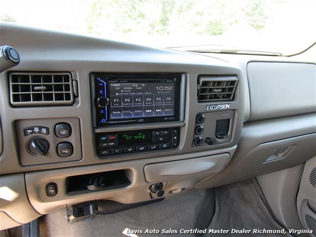 2004 Ford Excursion Limited Power Stroke Turbo Diesel Lifted 4X4 - Photo 7 - Richmond, VA 23237