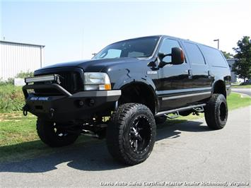 2004 Ford Excursion Limited Power Stroke Turbo Diesel Lifted 4X4 SUV