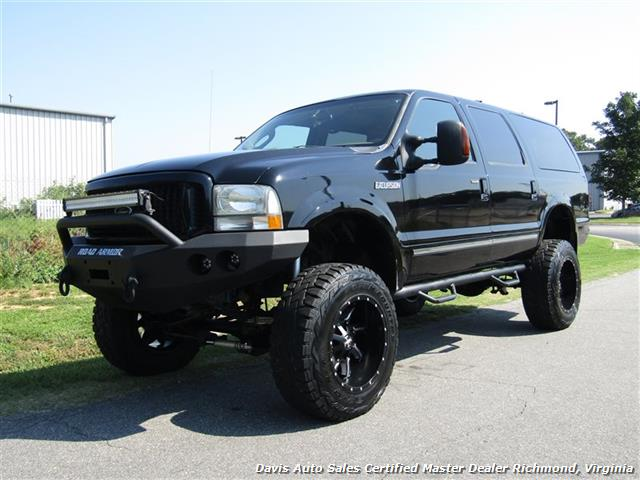 2004 Ford Excursion Limited Power Stroke Turbo Diesel Lifted 4X4 - Photo 1 - Richmond, VA 23237