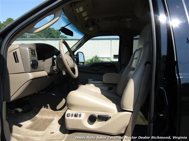 2004 Ford Excursion Limited Power Stroke Turbo Diesel Lifted 4X4 - Photo 5 - Richmond, VA 23237
