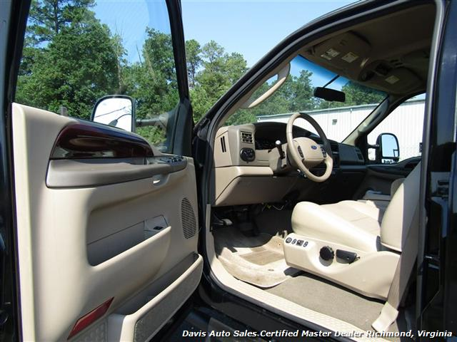 2004 Ford Excursion Limited Power Stroke Turbo Diesel Lifted 4X4 - Photo 23 - Richmond, VA 23237