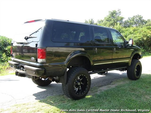 2004 Ford Excursion Limited Power Stroke Turbo Diesel Lifted 4X4 - Photo 11 - Richmond, VA 23237