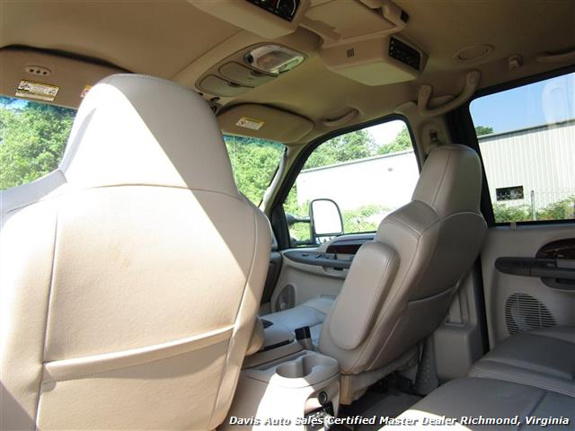 2004 Ford Excursion Limited Power Stroke Turbo Diesel Lifted 4X4 - Photo 26 - Richmond, VA 23237