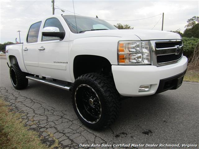 2008 Chevy Silverado Lifted >> 2008 Chevrolet Silverado 1500 Ltz Z71 Lifted Off Road 4x4 Crew Cab