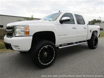 2008 Chevrolet Silverado 1500 LTZ Z71 Lifted Off Road 4X4 Crew Cab Short Bed Truck