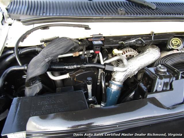2006 Ford E-Series Van E-350 Super Duty Diesel Econoline