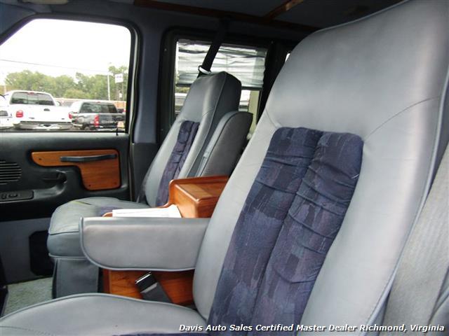 1994 Ford E-150 Econoline Custom Executive Conversion E Z Ride - Photo 10 - Richmond, VA 23237