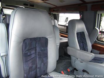 1994 Ford E-150 Econoline Custom Executive Conversion E Z Ride - Photo 20 - Richmond, VA 23237