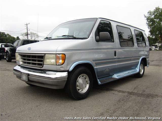 1994 ford e 150 econoline custom executive conversion e z ride 1986 Ford Conversion Van Interior 1994 ford e 150 econoline custom executive conversion e z ride photo 1 richmond