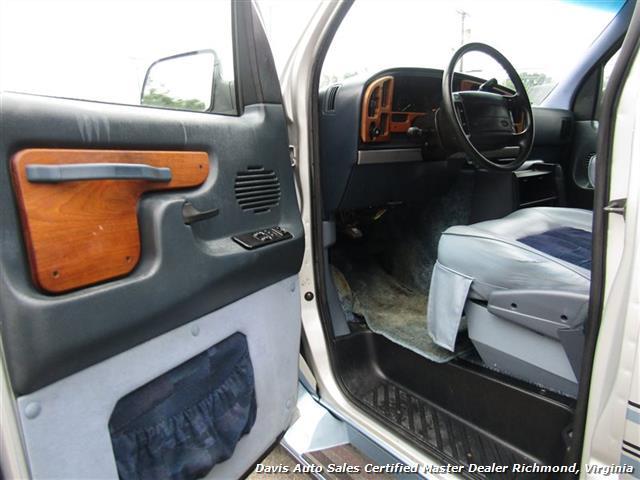 1994 Ford E-150 Econoline Custom Executive Conversion E Z Ride - Photo 6 - Richmond, VA 23237