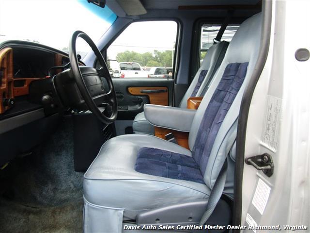 1994 Ford E-150 Econoline Custom Executive Conversion E Z Ride - Photo 16 - Richmond, VA 23237