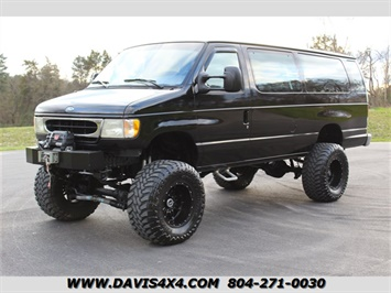 1997 Ford E Series Van E 350 Super Duty Xlt 4x4 Club Wagon