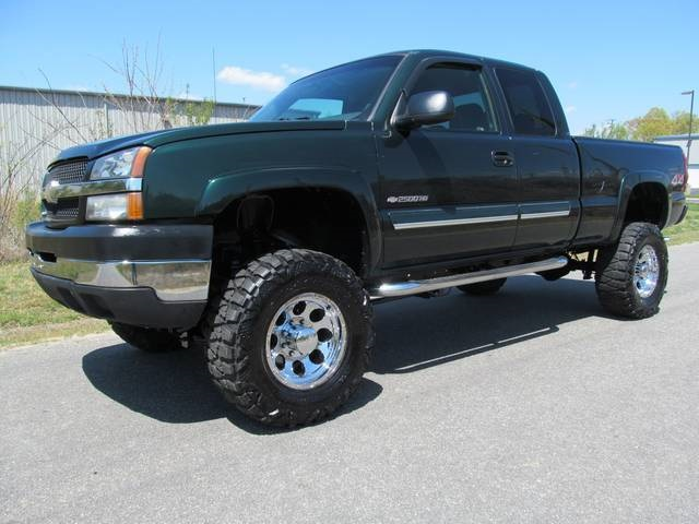 2003 chevrolet silverado 2500 ls sold. Black Bedroom Furniture Sets. Home Design Ideas