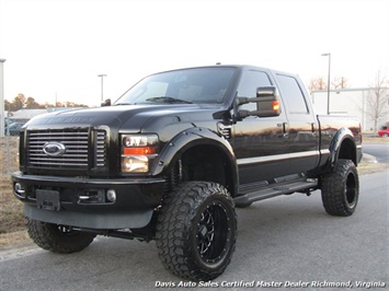 2010 Ford F-250 Super Duty Harley Davidson Diesel Lifted 4X4 CC SB Truck