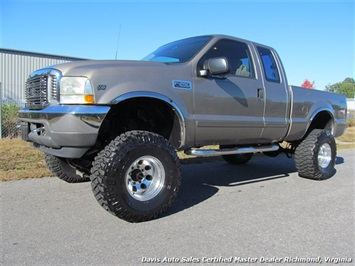 2002 Ford F-250 Super Duty XLT 4dr SuperCab Truck
