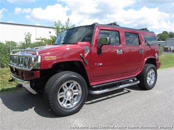 2005 Hummer H2 Adventure Series SUV