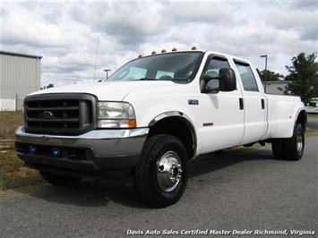 2003 Ford F-350 Super Duty XL Diesel 4X4 Dually Crew Cab Long Bed Truck