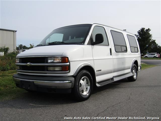2000 Chevrolet Express 1500 Premier Motor Coach Custom Conversion - Photo 1 - Richmond, VA 23237